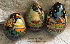Turkey Egg Pysanky | Flickr - Photo Sharing!