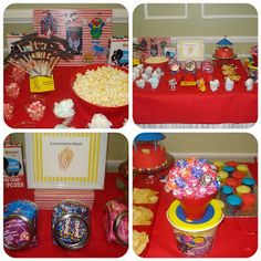 East Coast Mommy: DIY Circus/Carnival Party