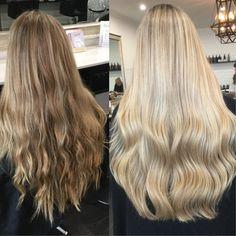 Refresh hair colour