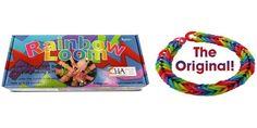 Rainbow Loom Shop - Rainbow Loom Kit with Upgraded Metal Hook BLUE, $25.00 (http://www.rainbowloomshop.com.au/rainbow-loom-kit-with-upgraded-metal-hook-blue/)