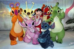 Lilo and Stitch Disney Characters Disney Theme, Disney Love, Disney Magic, Disney Birthday, Lilo And Stitch Characters, Disney World Characters, Disney Parks, Disney Pixar, Walt Disney