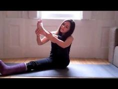 Return to yoga after a broken ankle - Day 0 (Part I)