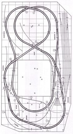 101 trakplans by Nen Nen - issuu N Scale Model Trains, Model Train Layouts, Scale Models, Diorama, Escala Ho, Lionel Train Sets, Model Railway Track Plans, Train Room, Train Table