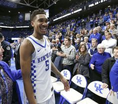 Malik Monk's prolific scoring will keep Kentucky scary in March = John Calipari has been with the Kentucky Wildcats since 2009. He has featured Anthony Davis, DeMarcus Cousins, Terrence Jones, Nerlens Noel, Devin Booker and a plethora of other high-level NBA guys on his roster. However…..