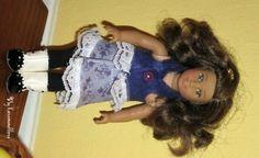 Free patterns for Mini Dolls!