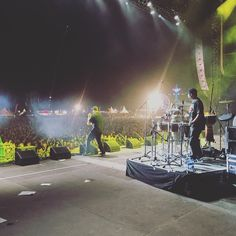 Cypress Hill heizen auf der Red Stage ein!
