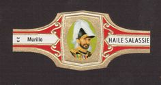 Haile Selassie Ethiopia Scarce Cigar Band from Europe A | Collectibles, Non-Sport Trading Cards, Other Non-Sport Card Merch | eBay!
