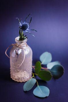 Pouco, decorativo, milho, plataformas, vidro, garrafa Foto gratuita