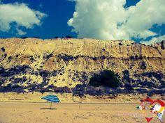 Playa de Rompeculos. Andalucía, España. #travel #Spain #summer #sun #geology