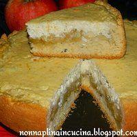 Golosa torta di mele con la ricotta