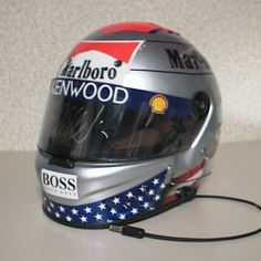 Michael Andretti/1993 Racing Helmets, Suit, Hard Hats, Formal Suits, Suits