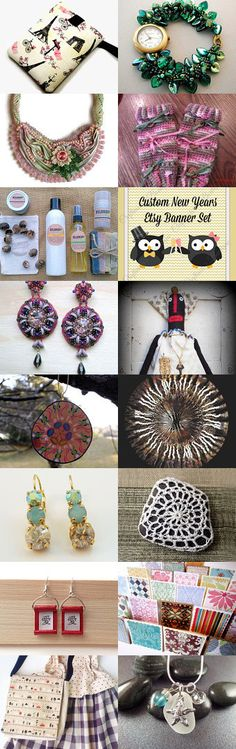 Taking a Trip Around Etsy -03- by Erinn LaMattery on Etsy--Pinned with TreasuryPin.com #januaryfinds