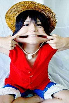 One Piece | Cosplay | Luffy