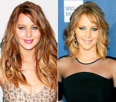 Celebs' Summer Hair Makeovers: Jennifer Lawrence