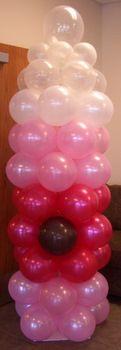 Welcome Baby Balloon Bouquets ~ Tulsa, OK