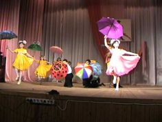 "Танец ""Зонтики"" - YouTube Tiny Dancer, Events, Youtube, Kids, Music, Children, Boys, Children's Comics, Boy Babies"