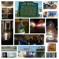 Finally got around to making a collage of pics from my #NewOrleans Spring break trip. It was the most amazing experience. I met the best people. And it felt great to help the community and hear from a grayeful neighbor. I went with NSU and we worked with Youth Rebuilding New Orleans. I loved talking to the people and the ppl from the organization and hearing their stories. We went to the #FrenchQuarter and Cafe du Monde. But my favorite part of the whole trip was the tour of the lower 9th…