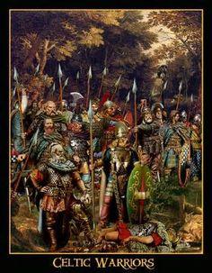Celtic Warriors » Warrior group