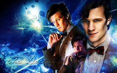 Doctor Who. Love the modern series of the 2000s.