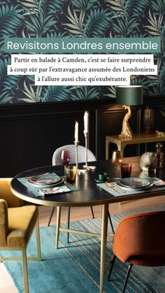 Luxury Interior Design, Home Staging, Modern House Design, Dining Table, Dining Room, Beautiful Homes, Sofa, Table Decorations, Ethnic Chic