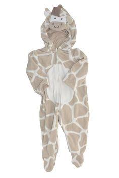 Carters Boys Costume 1 Piece 3-6 Months Brown Giraffe Full Zip Hoodie Soft NEW  sc 1 st  Pinterest & Carters Boys 2 Piece Set 12 Month Outfit Pants Dog Zip Up Hoodie ...