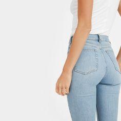 The High-Rise Skinny Jean (Regular) - Everlane