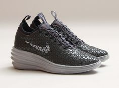 "Nike Lunar Elite Sky Hi ""City Pack"" Featuring Paris"