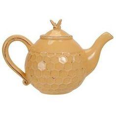 so sweet! bumble bee tea pot