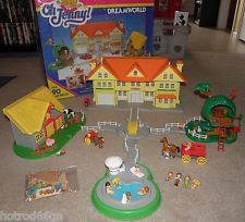 The complete Oh Jenny! Dreamworld I still have this. Kenzie loves playing with it at Granny's house