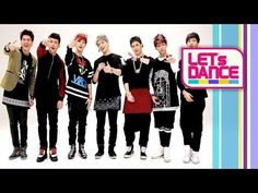 Let's Dance: GOT7(갓세븐) _ Girls Girls Girls(걸스걸스걸스) [ENG/JPN/CHN SUB]
