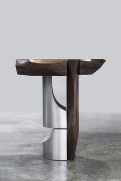 Half Shaved Hairstyles For Women Plywood Furniture, Refurbished Furniture, Wooden Furniture, Table Furniture, Furniture Design, Furniture Vintage, Funky Furniture, Chair Design, Karim Rashid