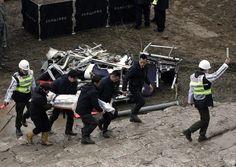 Hallan Cadáveres De Los Pilotos Del Avión De TransAsia: Estaban Aferrados Al Timón De La Nave