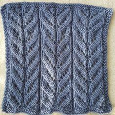 Meebreideken hertshoorn steek,ajour steek, Breideken blok, Hertshoorn steek, mee breideken, Meebreideken, Cross Stitching, Cross Stitch Patterns, Knit Crochet, Projects To Try, Weaving, Knitting, Crocheting, Stitches, Tricot