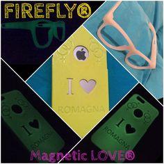 Project FIREFLY® s'illumina al buio per tutta la notte è per sempre!!!  In ogni colore di giorno fosforescente di NOTTE ❤️❤️❤️❤️®®®®