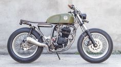 MM7 - MalaMadre Motorcycles