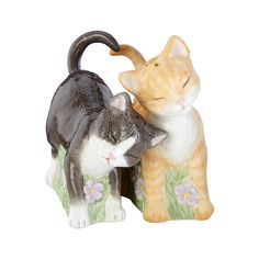 Season with Love Cat Salt & Pepper Shaker Set by Lenox