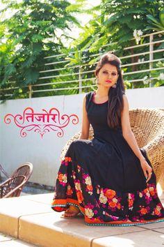 Facebook: www.facebook.com/tijoribynikita Day Dresses, Dress Outfits, Dress Up, Summer Dresses, Indian Dresses, Indian Outfits, Asian Fashion, Girl Fashion, Indian Wear