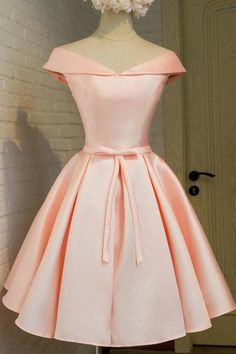 Elegant Homecoming Dresses,Off the Shoulder Short Prom Dresses Party Gowns LD286