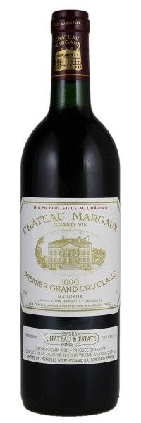 1990 Margaux. Type: Red Wine, Bordeaux Red Blends (Claret), Premier Cru (First Growth), 750ml. Region: France, Bordeaux, Margaux. 800$ (20.000 Kc)