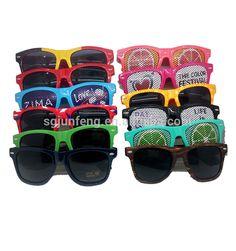 china sunglasses factory custom promotional sunglasses no minimum logo printing sunglasses