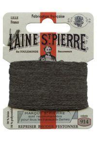Laine Saint-Pierre zum Sticken/Stopfen - Nr. 914 Schiefer