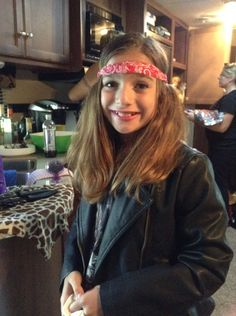 harley davidson chick halloween costume - Jase Robertson Halloween Costume