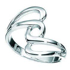 Double Loop Ring – Silverado