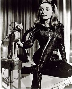 one more catwoman - Julie Newmar