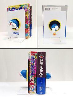 Doraemon,  a famous Japanese cartoon character...