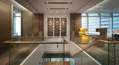 BCG 3 1979 Staircase 01 700x388 Boston Consulting Groups Shanghai Offices