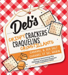 Welcome to Crafted Decor - Entertaining Ideas Baking Recipes, Snack Recipes, Easy Recipes, Beer Can Chicken, Caramelized Sugar, Saltine Crackers, Game Day Snacks, Holiday Appetizers, Seasoning Mixes
