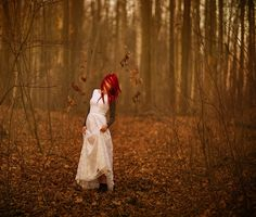 Falling by Patty Maher, via Flickr