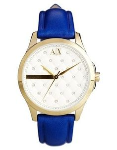 Quilted Leather Strap big watches - Google Search