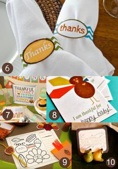 10 Ways to Decorate Your Thanksgiving Table